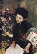 Antonio Mancini, Scugnizzo che legge
