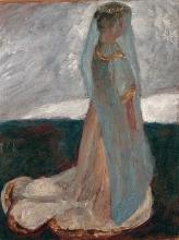Paula Modersohn-Becker, Die Moorbraut (De veenbruid), 1902