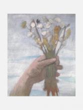 Paula Modersohn-Becker, Hühner (Polli), 1903, Große Kunstschau, Worpswede