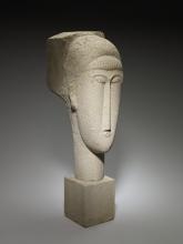 Modigliani, Testa (Ceroni XVI).jpg