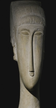 Modigliani, Testa (Ceroni XXII) c.jpg