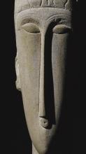 Modigliani, Testa (Ceroni XXII) e.jpg