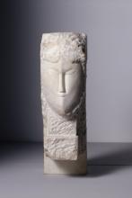 Modigliani, Testa di donna (Ceroni VI).jpg
