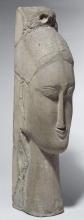 Modigliani, Testa di donna (Ceroni XII).jpg