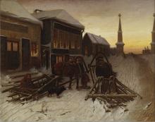 Perov, L'ultima taverna alle porte della citta.png