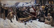 Surikov, Boyarynya Morozova [1887].png