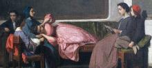 Michele Tedesco, La lettera, Collezione privata, Bari