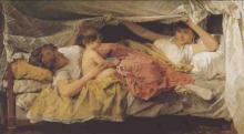 Michele Tedesco, Una famiglia