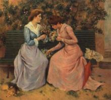 Federico Zandomeneghi, I due bouquet