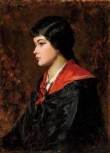 Federico Zandomeneghi (?), La Nene, 1873