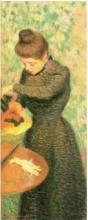 Federico Zandomeneghi, La modista, 1895