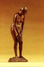 Zorn, Il vaso rotto | Den sonderslagna kukran | Le vase cassé | The broken vase, 1920, Bronzo, cm. 49