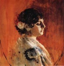 Zorn, Spagnola | Spanjorska | Spanish woman, 1881