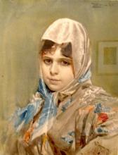 Zorn, Spagnola | Spanjorska | Spanish woman, 1885