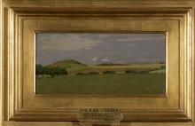 Giuseppe Abbati, Collina maremmana