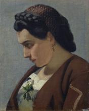Giuseppe Abbati, Donna innamorata