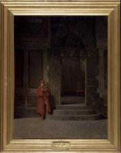 Giuseppe Abbati, La cappella del Podestà
