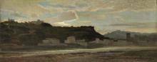 Giuseppe Abbati, Lungo l'Arno