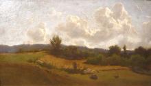Giuseppe Abbati, Paesaggio