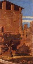 Giuseppe Abbati, Porta a San Frediano