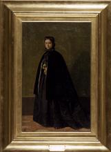 Giuseppe Abbati, Ritratto di Teresa Fabbrini