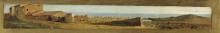 Giuseppe Abbati, Veduta di Castiglioncello