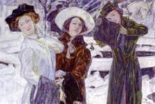 Acke, Giovani signore svedesi | Svenska unga damer | Young Swedish ladies