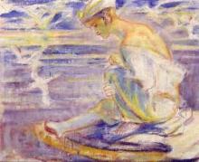 Acke, La ragazza gabbiano | Måsflickan | The seagull girl