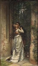 Silvio Allason, Il bacio