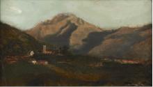 Silvio Allason, Paese di mezza montagna