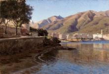 Silvio Allason, Rapallo