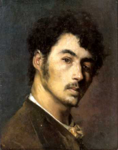 Aman-Jean, Autoritratto | Autoportrait | Self-portrait