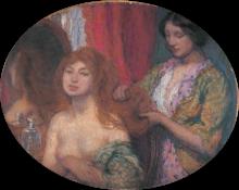 Aman-Jean, Capelli | Cheveux | Hair