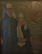 Aman-Jean, Donne bretoni | Bretonnes | Breton women