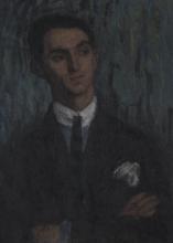 Edmond Aman-Jean, François, figlio dell'artista   François, le fils de l'artiste   François, the son of the artist