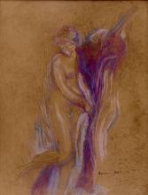 Aman-Jean, Giovane donna nuda | Jeune femme nue | Young nude woman