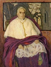 Aman-Jean, Monsignor Pierre Louis Pechenard | Monseigneur Pierre-Louis Péchenard