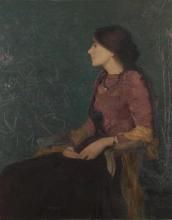Aman-Jean, Thadée Caroline Jacquet