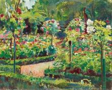 Amiet, Il grande giardino di Amiet sull'Oschwand | Amiets grosser Garten auf der Oschwand