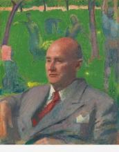 Amiet, Il ministro Hans Zurlinden | Minister Hans Zurlinden
