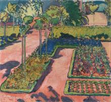 Amiet, Nel giardino.png