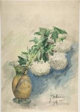 Astruc, Fiori bianchi in un vaso.jpg