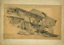 Vittorio Avondo, Casolare