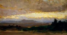 Vittorio Avondo, Paesaggio   Paysage   Landscape