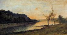 Avondo, Paesaggio fluviale