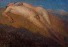 Angelo Barabino, Ira di Dio o La cacciata dall'Eden