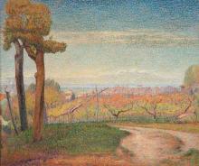 Angelo Barabino, La strada per casa Berutti