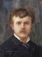 Bastien-Lepage, Autoritratto [1880].jpg