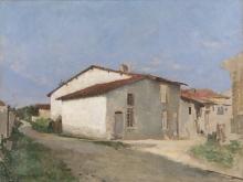 Bastien-Lepage, Casa bianca a Damvillers.jpg