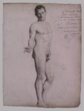 Bastien-Lepage, Figura disegnata dal vero.png